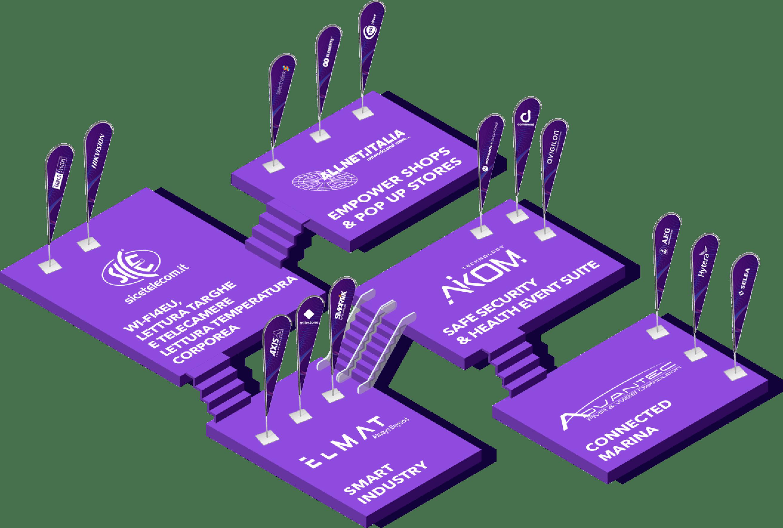 Wifi e Motori - Espositori