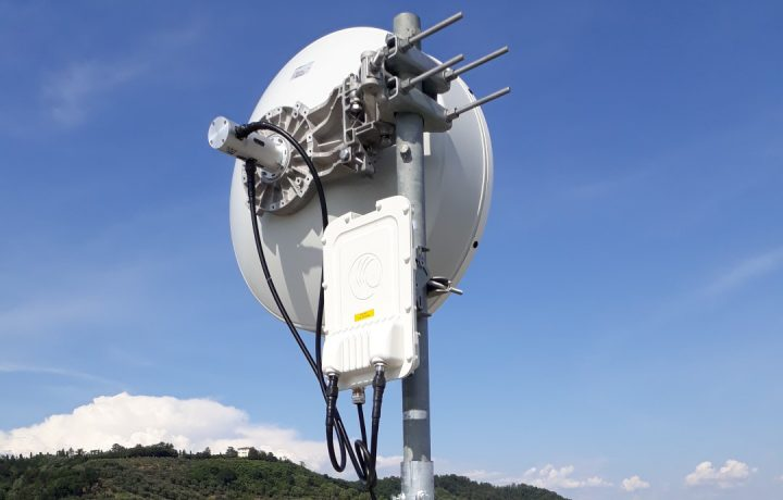 cnMedusa, performance e servizi avanzati per il Fixed Wireless Access